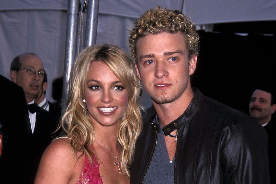 Britney Spears und Justin Timberlake