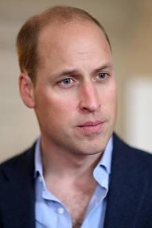 Prinz William meldet sich aus dem Homeoffice seines Landsitzes Anmer Hall zu Wort.