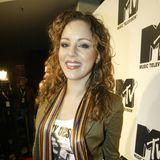 2004  Ein paar Jahre später spiegelt sich Jasmin Wagners Erwachsenwerden auch optisch wider: stärkeres Make-up, ein rockiges Outfit. Jasmin Wagner arbeitet an ihrem zweiten Album.