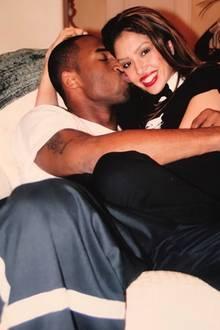 Kobe und Vanessa Bryant