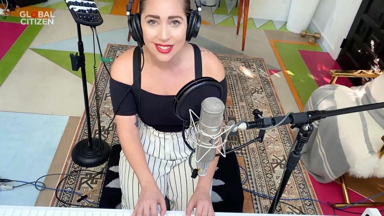"""Lady Gaga ist eine der Initiatoren, die das Event in Zusammenarbeit mit der WHO und der Bewegung """"Global Citizen"""" auf die Beine gestellt haben."""