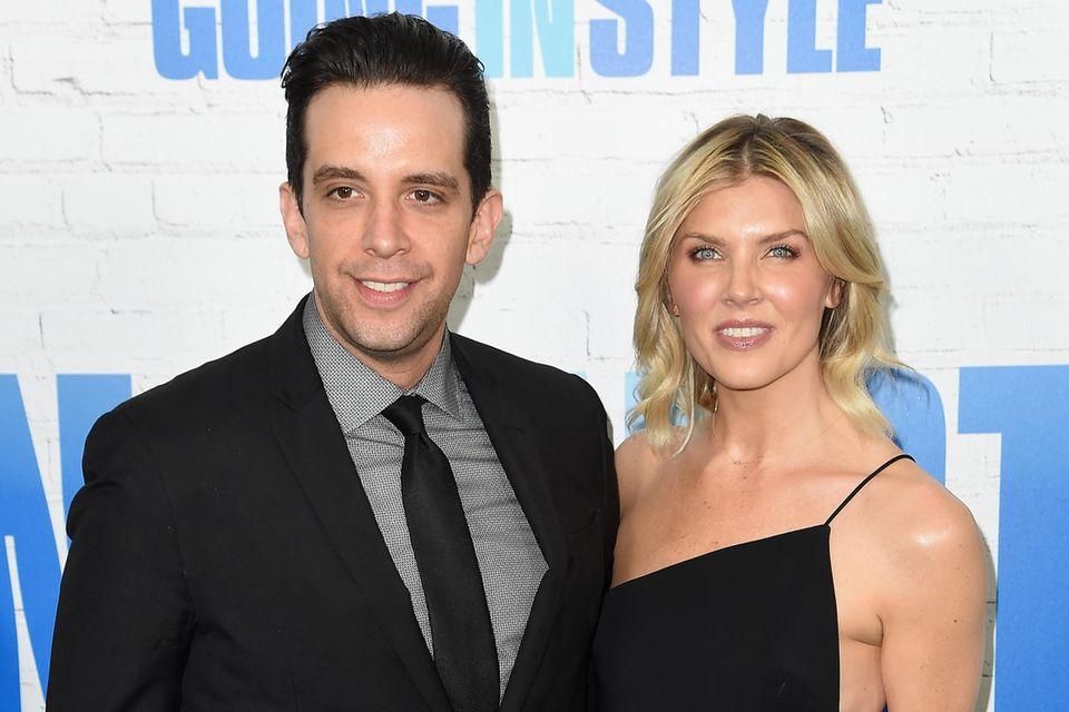 Nick Cordero mit seiner Frau Amanda Kloots