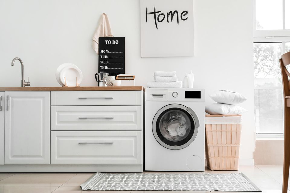 Waschmaschine entkalken