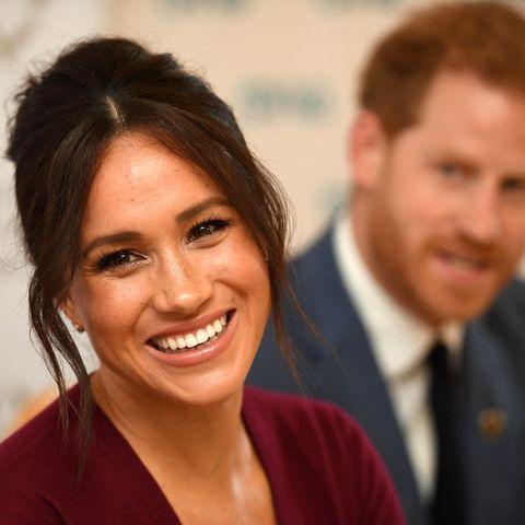 Meghan und Harry: Klare Absage an britische Presse