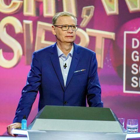 """Günther Jauch bei """"Denn sie wissen nicht, was passiert"""""""
