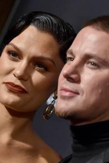 Jessie J und Channing Tatum