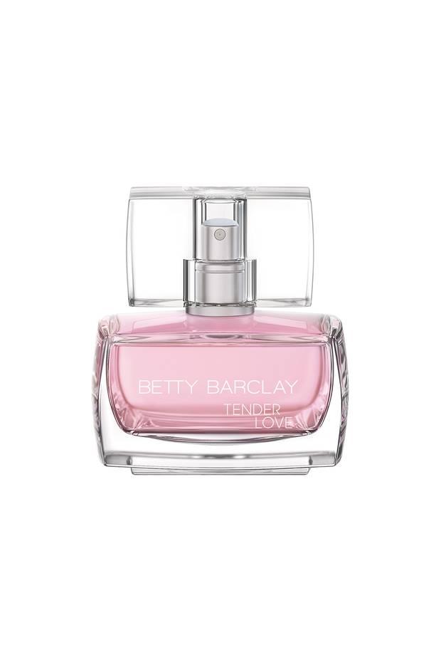 """Liebe verschenken: Betty Barclay """"Tender Love"""" ist der perfekte Duft für alle gefühlvollen Frauen, die dezente, florale Düfte schätzen. Ab ca. 18 Euro."""