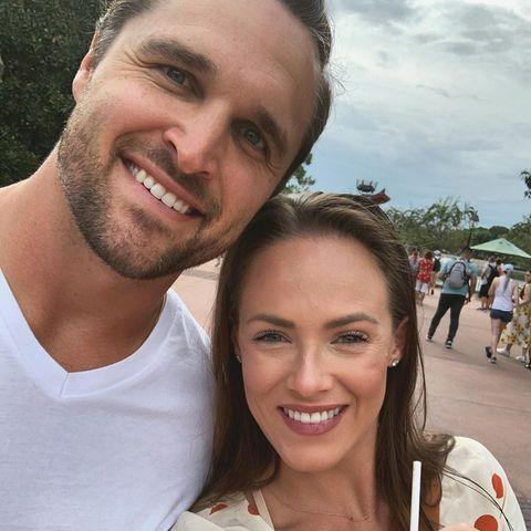 Kara Keough Bosworth und Mann Kyle