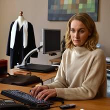 """Christina Athenstädt in """"Die Heiland - Wir sind Anwalt"""""""