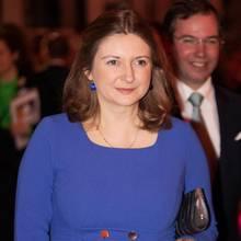Erbgroßherzogin Stéphanie von Luxemburg wird bald Mutter.