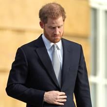 Prinz Harry muss sich mit einem neuen Leben anfreunden.
