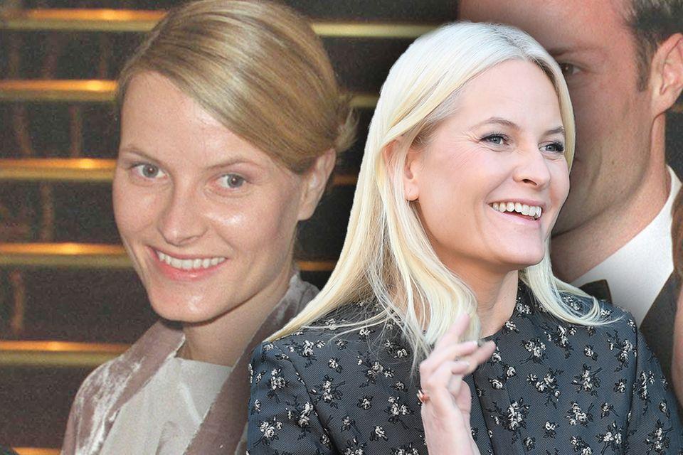 Die Haartransformation von Mette-Marit