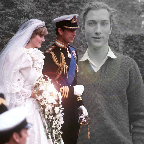 Prinzessin Diana und Prinz Charles sollen ihren erstgeboren Sohn nach Prinz William von Gloucester benannt haben.