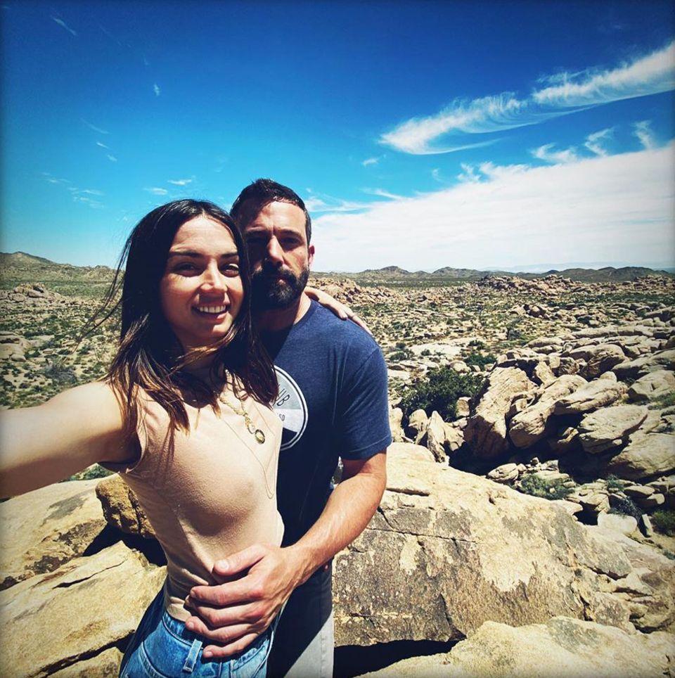30. April 2020  Am Ende postet Ana dann noch das erste offizielle Instagram-Foto von sich und ihrem Liebsten Ben Affleck. Ein rundum gelungener Geburtstag also!