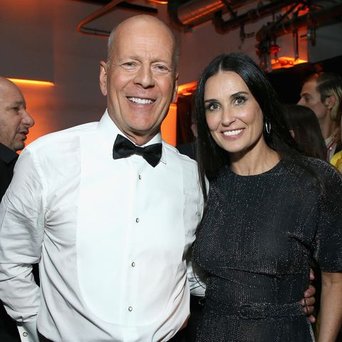 Bruce Willis, Demi Moore