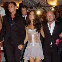 2003  Bevor Victoria Beckham ihren eigenen Style gefunden hatte, ließ sie sich für die Met Gala 2003 noch vom Designer-Duo Dolce & Gabbana einkleiden. Nicht besonders gelungen, aber das ist ja auch schon ein paar Jahre her.
