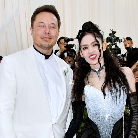 Elon Musk + Grimes