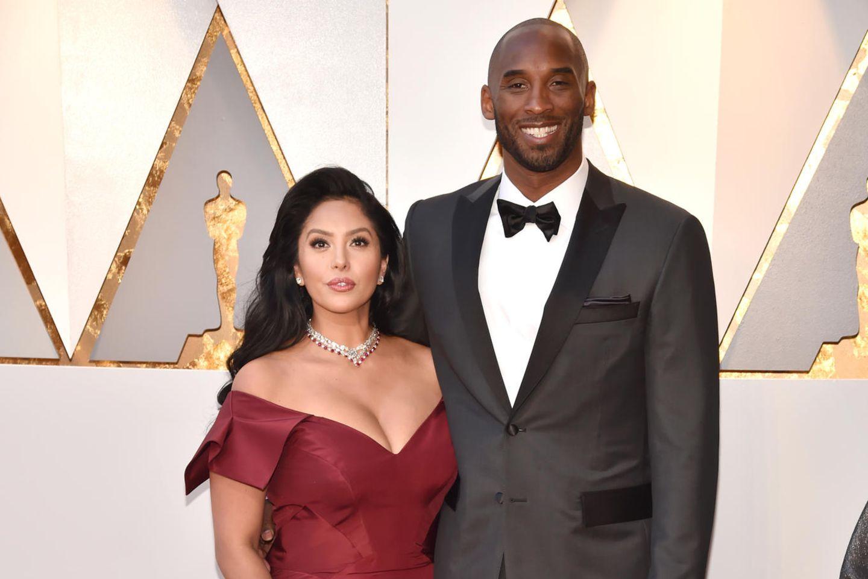 Vanessa + Kobe Bryant (†)