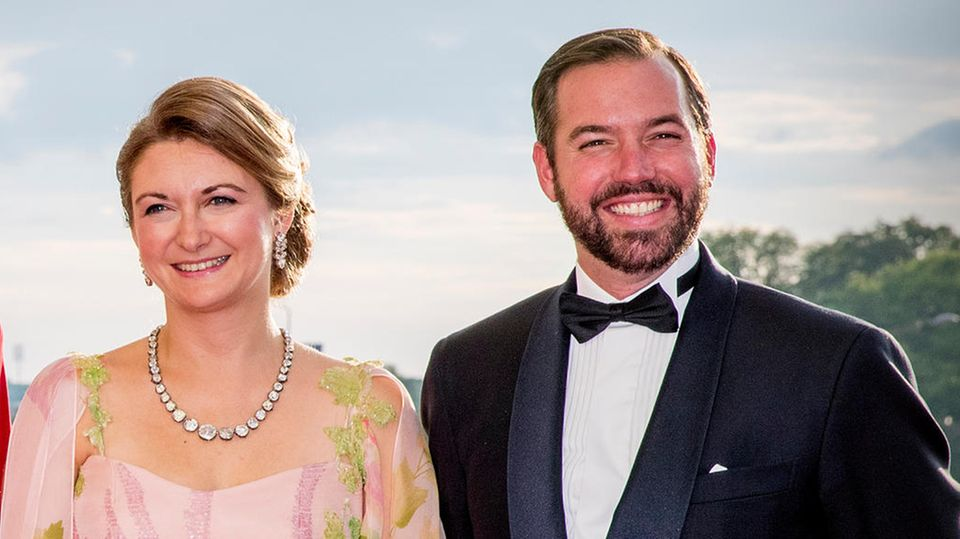 Stéphanie und Guillaume
