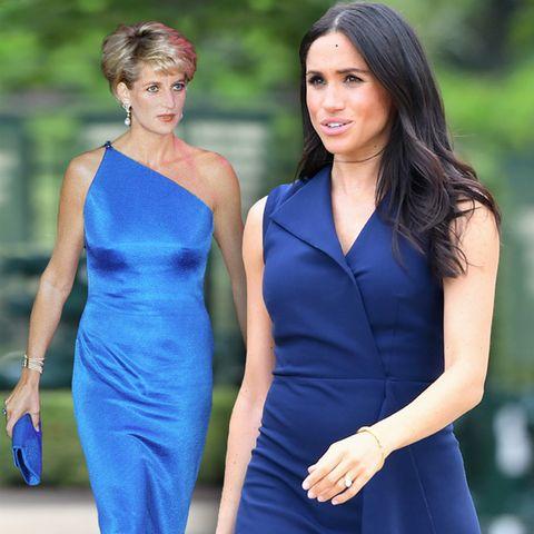 Prinzessin Diana, Herzogin Meghan