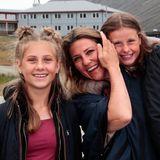 Prinzessin Märtha Louise von Norwegen zieht sich im Sommer mit ihren Töchtern Leah Isadora, Emma Tallulah und Maud Angelica gern auf die Insel Hankø zurück.