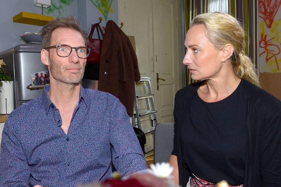Alexander (Clemens Löhr), Maren (Eva Mona Rodekirchen)