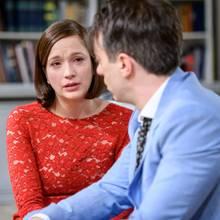 Eva (Uta Kargel) und Robert (Lorenzo Patané) stecken in der Krise.