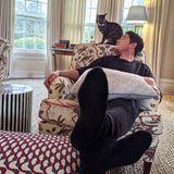 Nicky Hilton zeigt ihren Wohnbereich