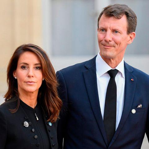 Prinzessin Marie und Prinz Joachim von Dänemark.