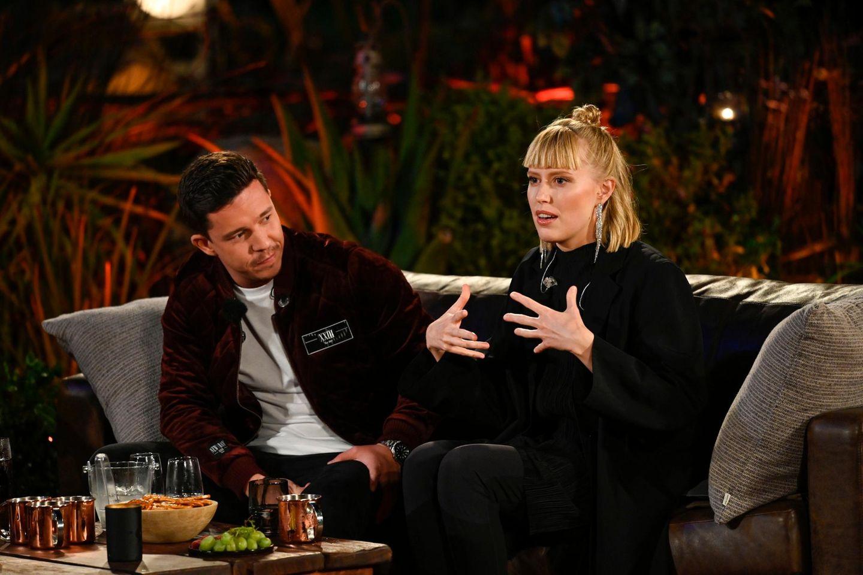 """Nico Santos und Lea bei """"Sing meinen Song - Das Tauschkonzert"""". Alle Folgen sehen Sie bei TVNOW."""