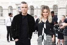 Robbie Williams und Ayda Field Williams