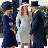 Dem guten Verhältnis von Fergie und Andrew hat die Scheidung keinen Abbruch getan. Das Paar lebt gemeinsam unter einem Dach in der Royal Lodge in Windsor. In der britischen Presse wird immer wieder gemunkelt, dass die beiden insgeheim wieder ein Liebespaar sind.