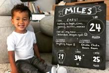 Chrissy Teigen: Sohn Miles