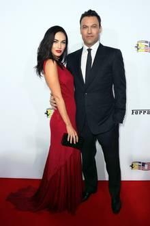 Megan Fox + Brian Austin Green