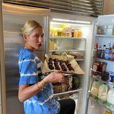Prinzessin Maria-Olympia von Griechenland hat wahre Kunstwerke geschaffen, die jetzt in den Kühlschrank müssen, denn sonst...