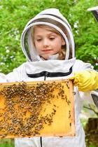 18. Mai 2020  Honigsüße neue Bilder von Schwedens Lieblingen! Am Tag der Bienen werden Prinzessin Estelle, Prinz Oscar und Mama Victoria zu Imkern. Zusammen mit der BienenhüterinLotta Fabricius Kristiansen überprfüfen sie die Bienenstöcke im Garten von Schloss Haga.