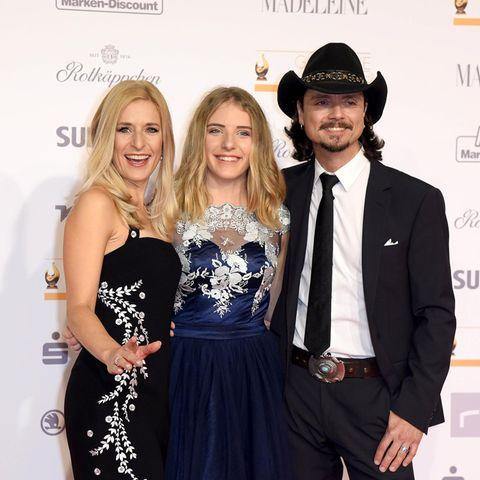 Stefanie Hertel, Johanna Mross, Lanny Lanner