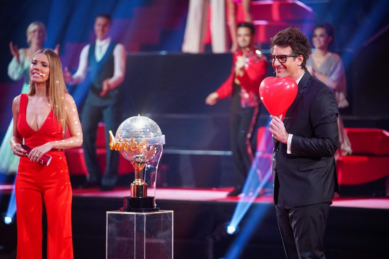 """Endlich wissen wir, welches Paar sich den """"Let's Dance""""-Pokal geschnappt hat"""