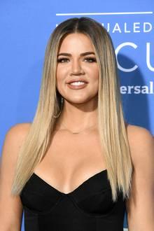 An Khloé Kardashians Gesicht hat sich schon in den letzten Jahren viel verändert …