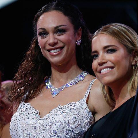 Lily Becker und Sylvie Meis