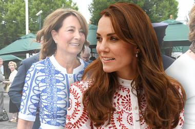 Carole Middleton, Herzogin Catherine