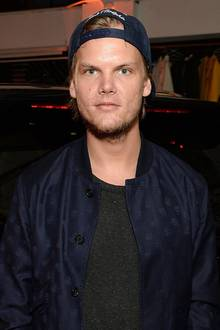 Tim Bergling alias Avicii