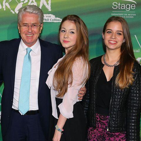 Britta Gessler, Frank Elstner, Enya und Lena