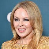 Kylie Minogue - jungendliche Haut auch mit 52 Jahren