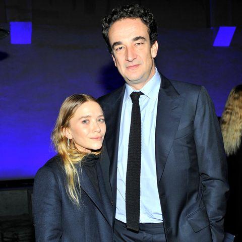 Mary-Kate Olsen und Olivier Sarkozy