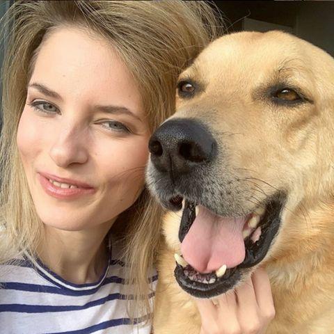 Aleksandra Prykowska und Logan