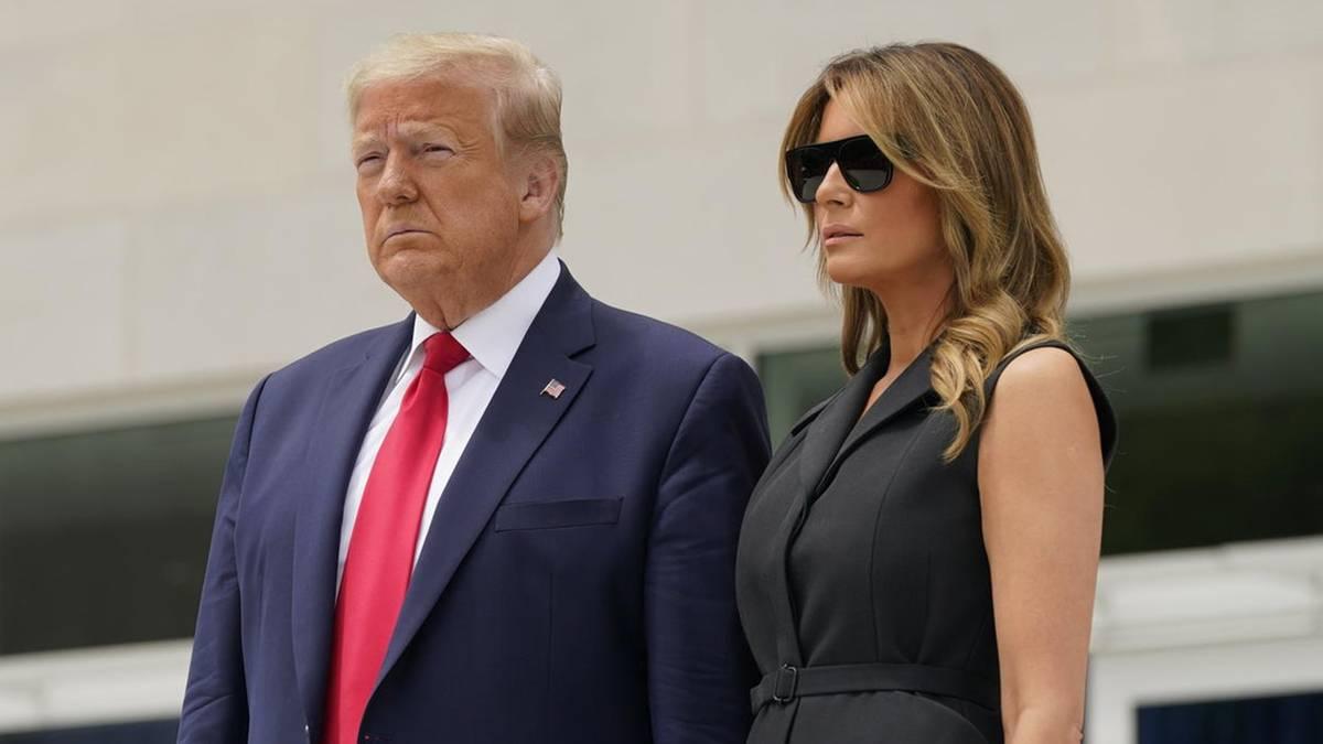 Donald Trump: Klare Anweisung für Ehefrau Melania