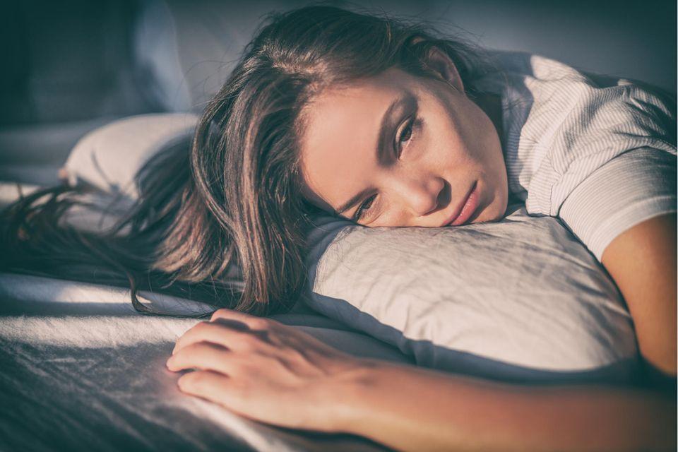 Zu wenig Schlaf macht dick.