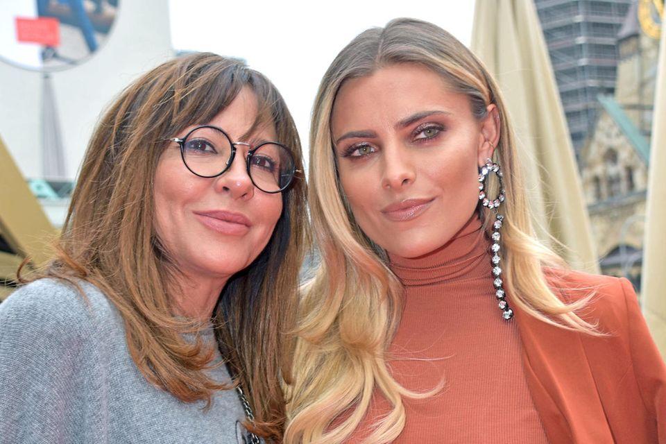 Simone und Sophia Thomalla