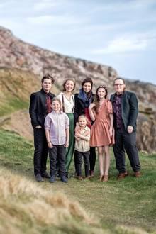 """Angelo Kelly und seine Familie zeigen ihr Leben in """"Goodbye Deutschland!Die Auswanderer"""" auf VOX."""